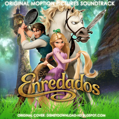Enredados Soundtrack canciones Disney