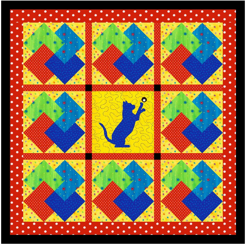 [Cat+Tricks+-Card+tricks++quilt+]