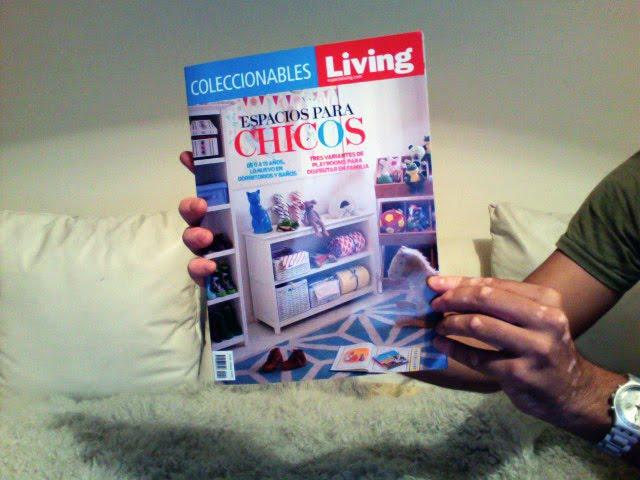 Los Wisky en Revista Living