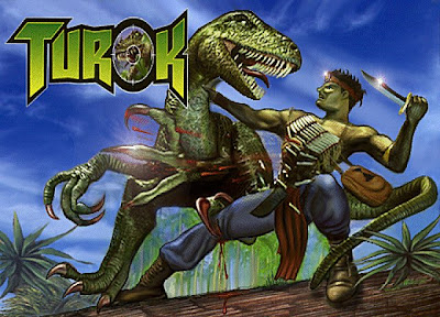 Turok - Dinosaur Hunter [PC][Portable][19.4Mb]