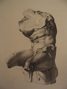Drawing/Anatomy lessons from Masters 2 | N J Covington~ Un Bel ...
