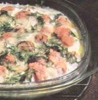Fisk med kaviarsås