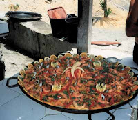 Äkta spansk paella