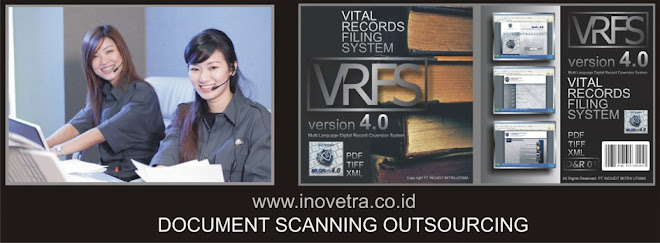 outsourcing scanning document