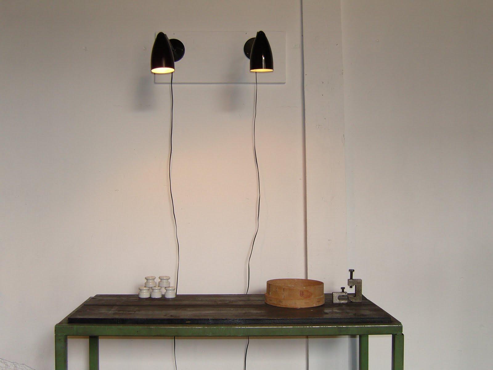 Lampe de Chevet Murale