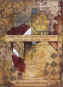 Living Well by Robert Hogland