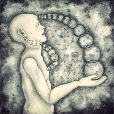 Music of the Spheres by Elisha Miller
