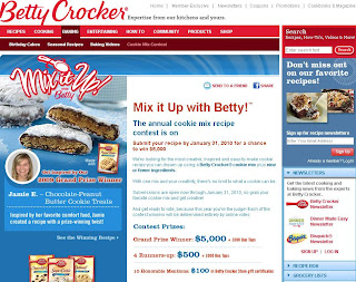 BettyCrocker.com/MixItUpWithBetty - Betty Crocker Mix It Up With Betty