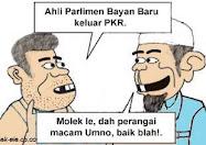 Zahrain dah jadi MP Bebas...