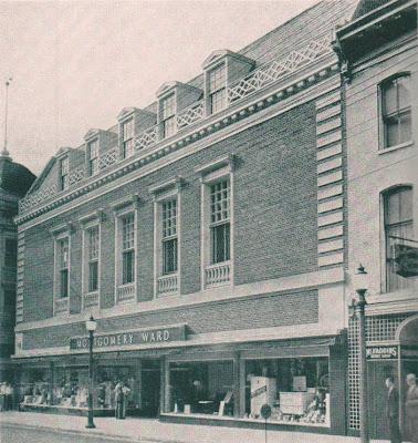 Resultado de imagen de Montgomery Ward stores 1930