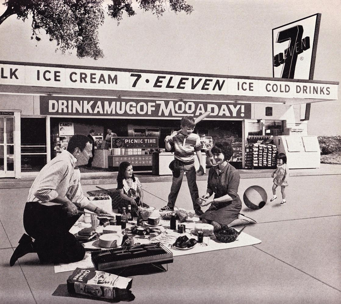 Vintage Fast Food