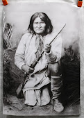 CHIEF GERONIMO-APACHE TRIBE