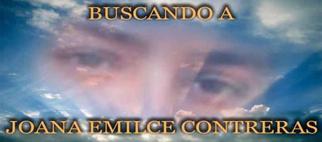 Buscando a Joana Emilce Contreras