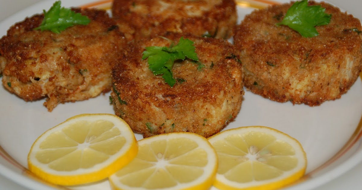 H And M Crab Cakes