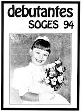 Soges - Revistas de Debutantes