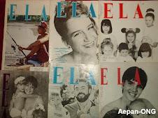 Revista ELA - Década 1990 - Coleção