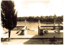 Rio Taquari - Escadaria antigo Porto de Estrela