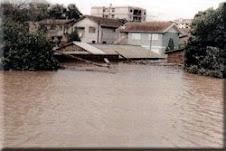 Enchente Rio Taquari  2001