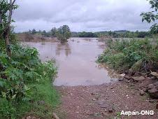 Enchente Rio Taquari  2009 - mês setembro - cheia a