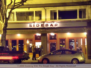 Sidebar Oakland Cocktail Competition Monday June 28th, 7:30 PM
