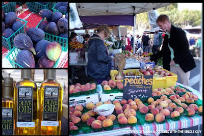 Farmers Market Began Its 2009 Season >> Cooking With The Single Guy Get Fresh Produce At The Castro