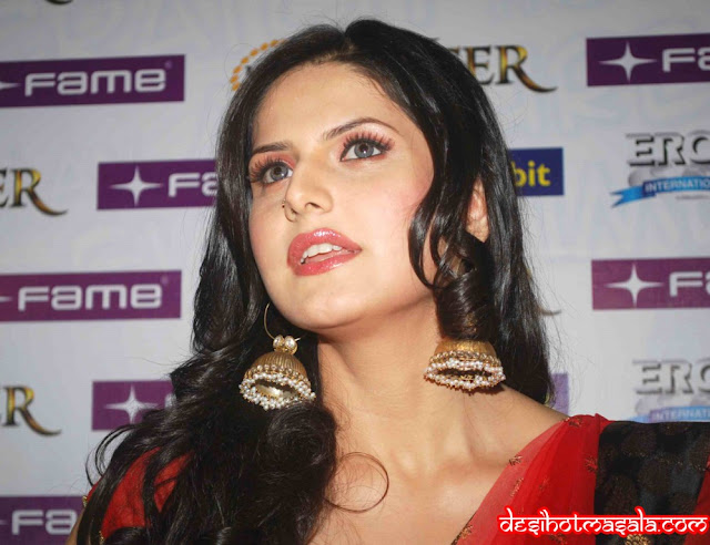 saree actress jarin khan