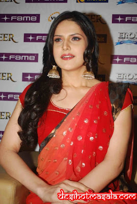 hot indian girls zarin khan