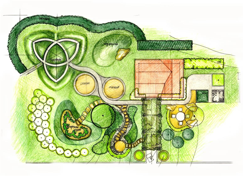 Jardines de niños en dibujo - Imagui
