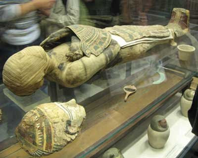 egyptian mummies attitude