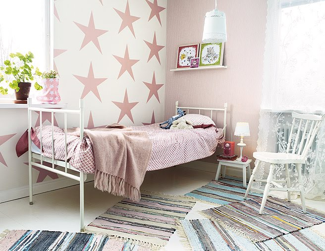 Decorating With Stars And Planets In Kids Rooms