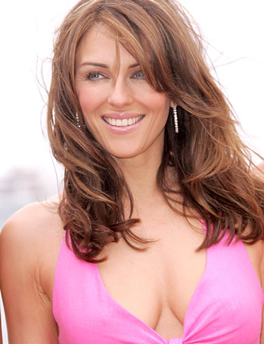 elizabeth hurley in austin powers