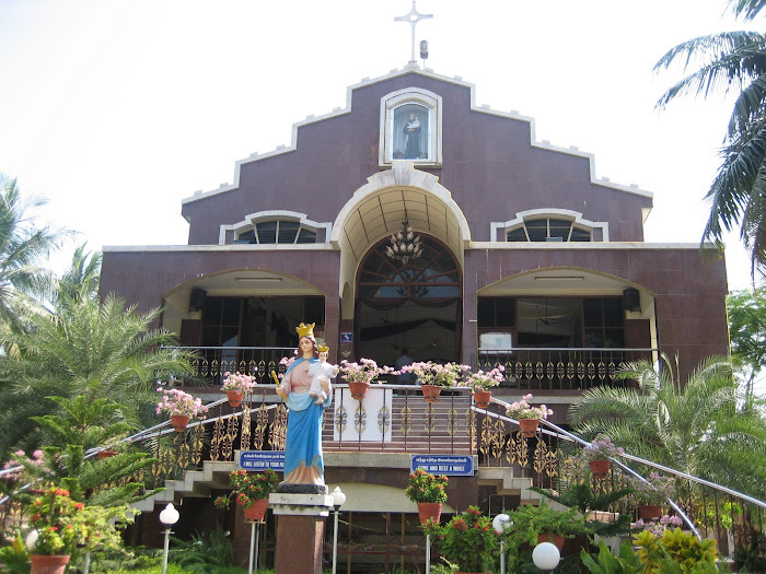 Church visit on Sunday