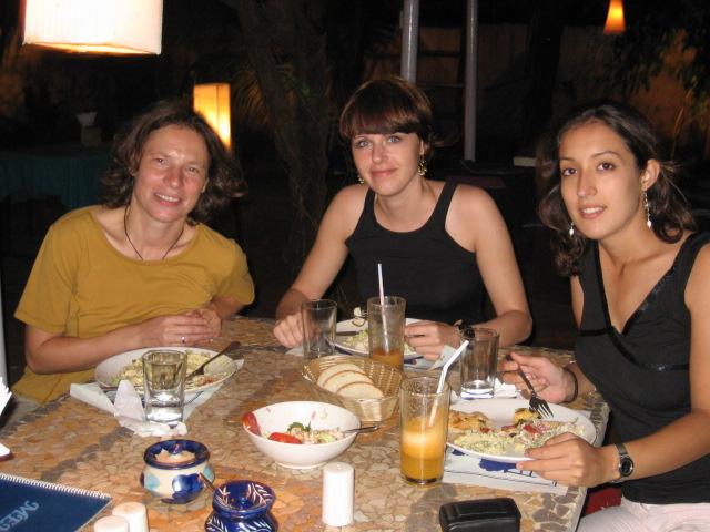 Der Abend vor Steffis Geburtstag