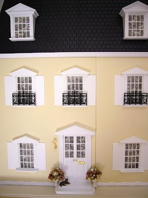 La casa delle bambole di flora vi presento villa elisa for Piano casa delle bambole vittoriana