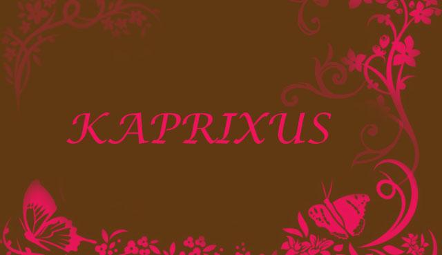 Kaprixus