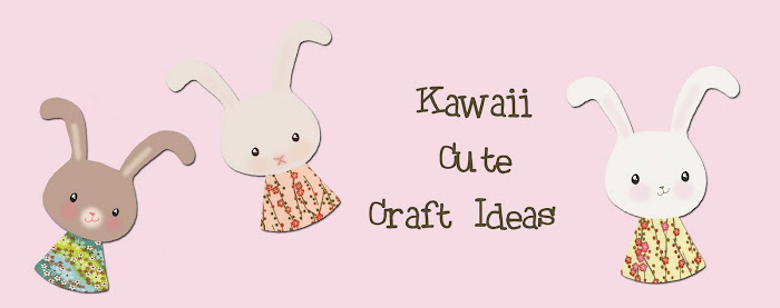 Kawaii Cute Craft Ideas