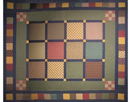 My Treasured Chemo Quilt