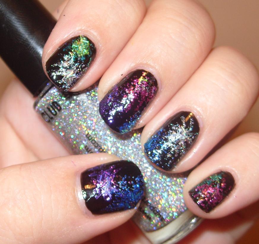 Sharihearts fireworks nail art fireworks nail art prinsesfo Image collections