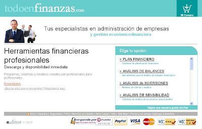 todo en finanzas