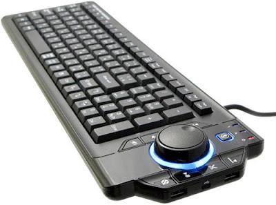 teclado para edicion de videos