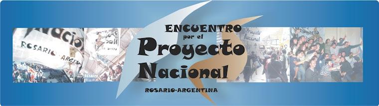 Encuentro por el Proyecto Nacional