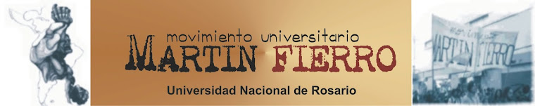 Movimiento Universitario Martin Fierro