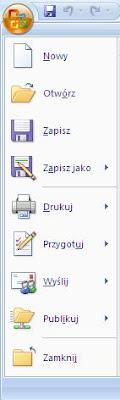 Excel Opcje