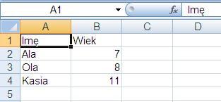 Excel Jeden Klik