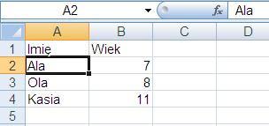 Excel Poprawa Literówki