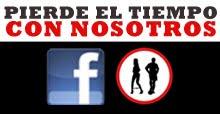 Agréganos al Facebook