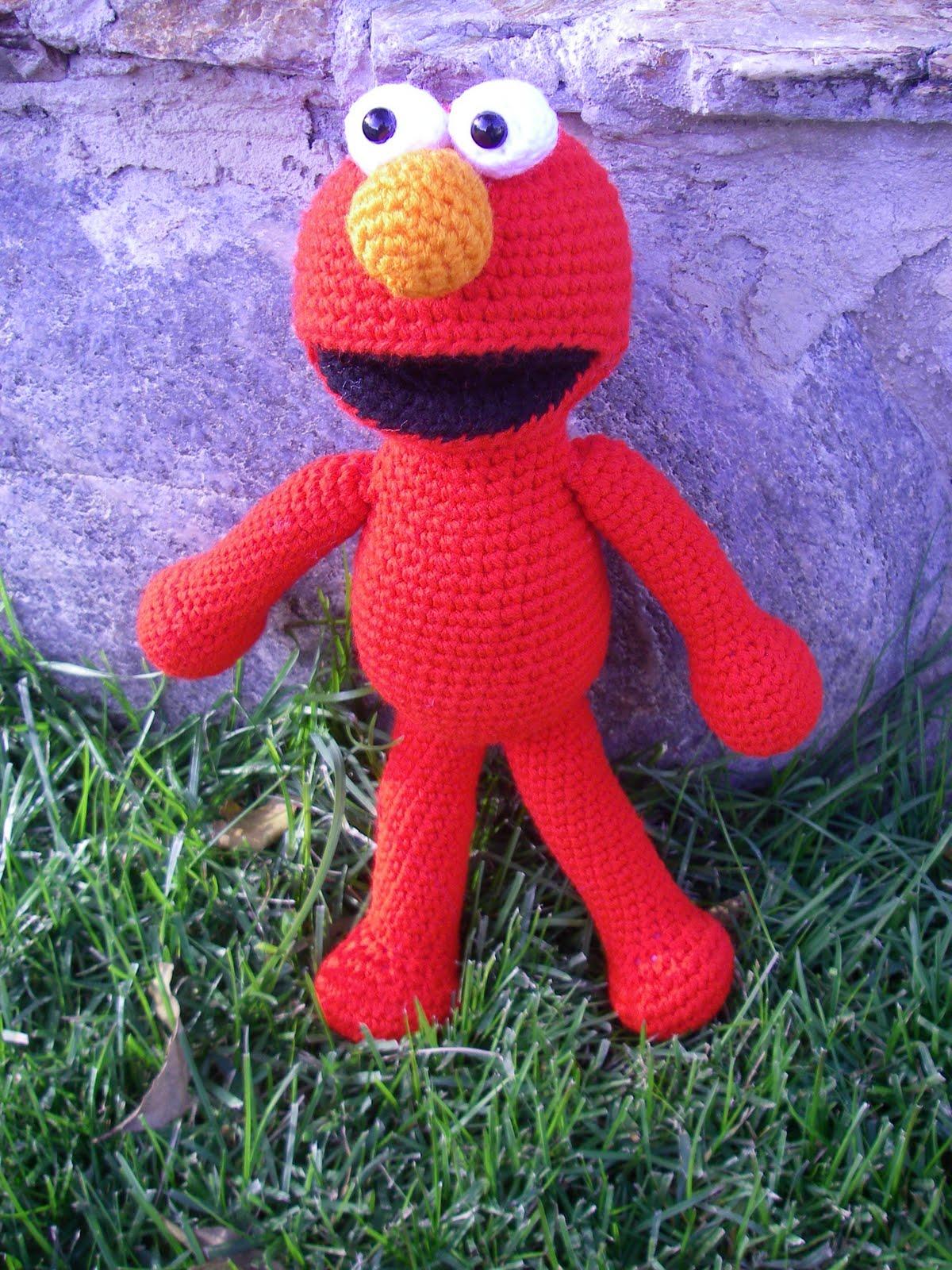 Free Crochet Pattern For Elmo Beanie : Celestials Creations: Elmo