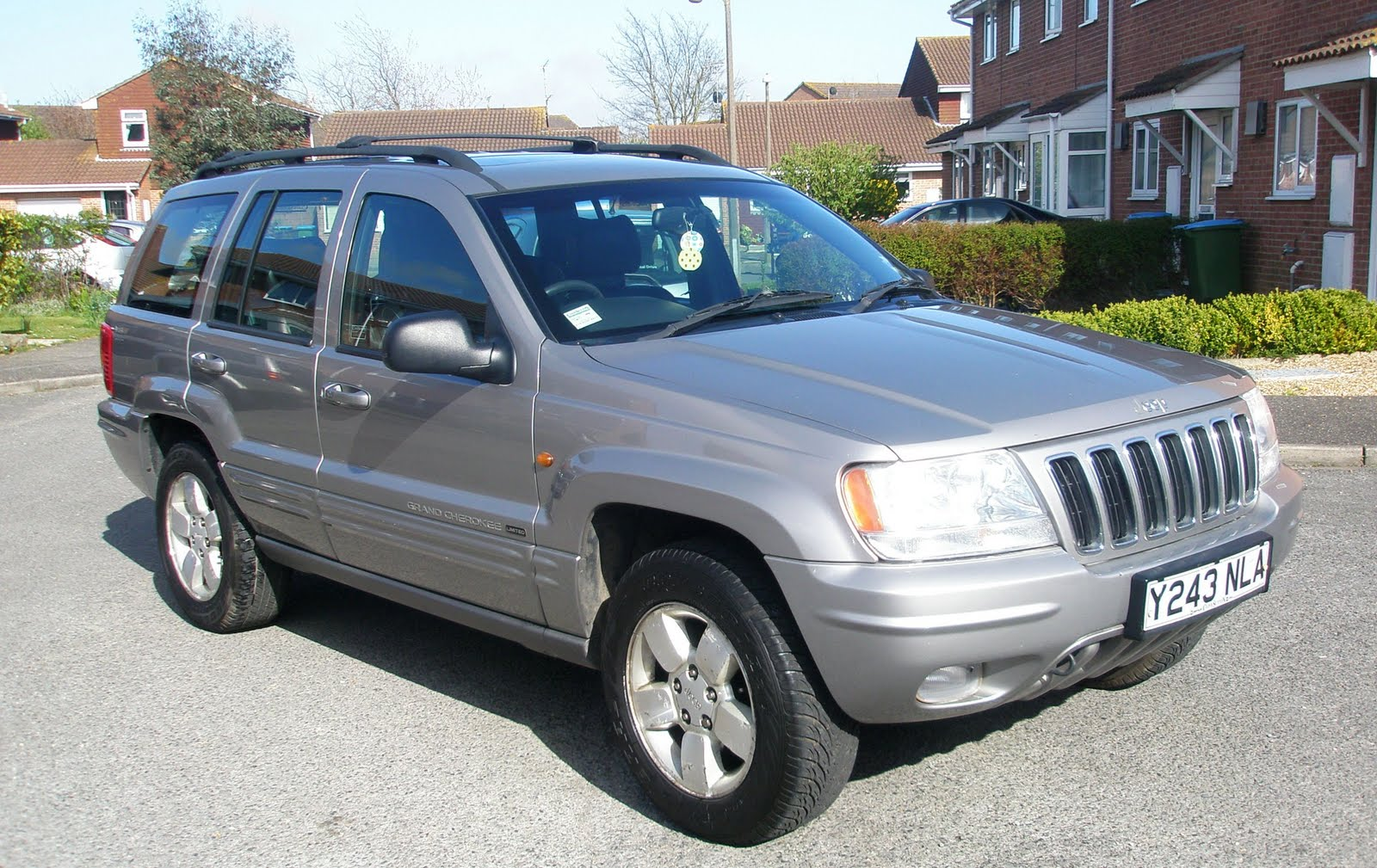 jeep grand cherokee 2001. Cars Review. Best American Auto & Cars Review