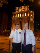 Bishop Larson paid Jeffrey a visit while visiting Hong Kong!