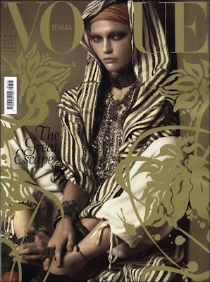 Vogue Itala 09 Sasha y Sombrerosmoe.com